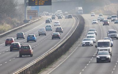 Highway Code: rule changes for signs on motorways